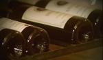 Выбор вина в магазине